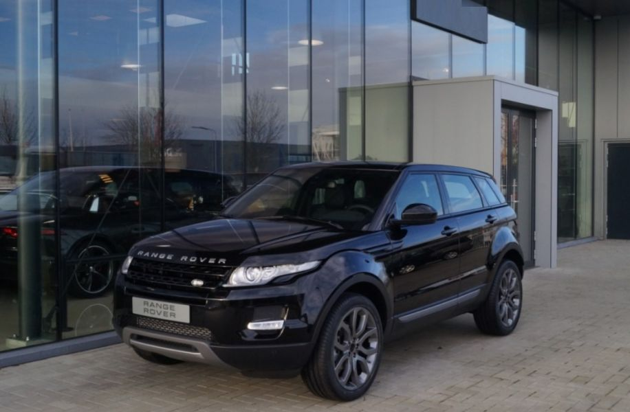 Land Rover Range Rover Evoque 2.2 ED4 4WD Pure Business Edition
