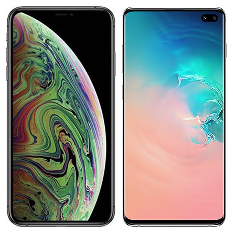 PayPal y Bancaria Apple iPhone XS XS Max/Samsung S10 al por mayor precio