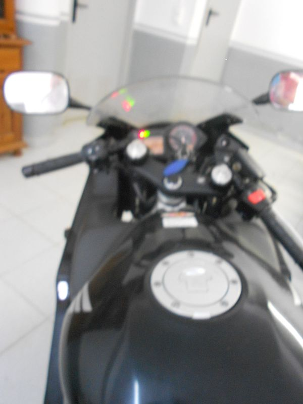 Honda CBR 600 F impecable 14.000kmts
