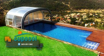 Cubiertas para piscinas f brica de cubiertas para piscinas for Piscinas cubiertas salamanca