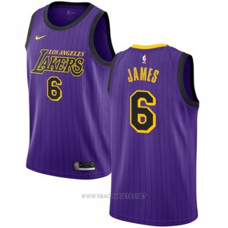 Camisetas nba Los Angeles Lakers baratas