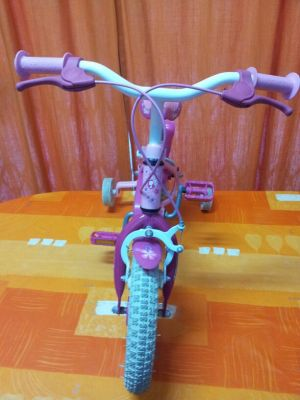 bicicleta barbie