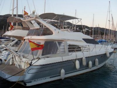 YATE SUNSEEKER MANHATTAN 48 REFIT 2007