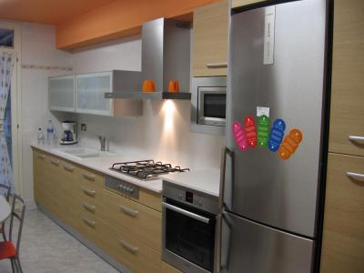 Cocinas modernas de todos los estilos for Estilos de cocinas integrales modernas
