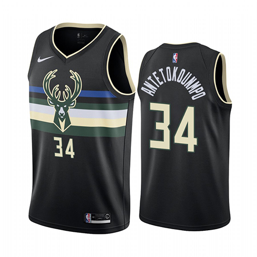 Camisetas NBA Milwaukee Bucks