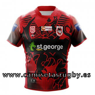 St George Illawarra Dragons 9s Rugby 2020-2021 Heroe Jersey