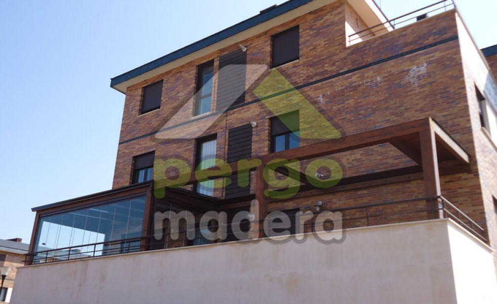 Pérgolas de madera de exterior - photo#32
