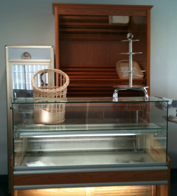 Muebles de panaderia ocasi n en cobamaq for Segunda mano navarra muebles
