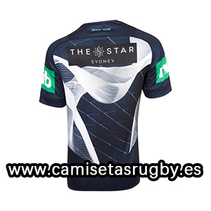 Camiseta NSW Blues Rugby 2018 Entrenamiento