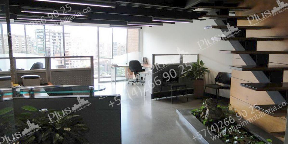 V 160 se vende oficina en el poblado las palmas for Oficina adeslas las palmas