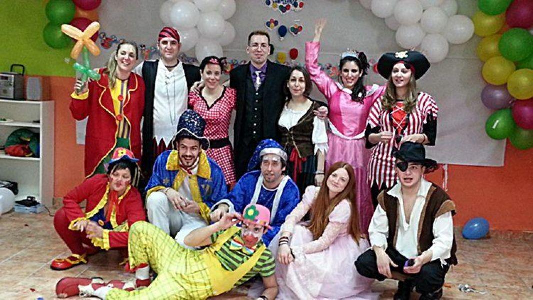 Fiestas tem ticas para ni os a domicilio en madrid for Tematicas para 15 anos originales