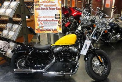2012 Harley Davidson Sportster XL 1200 X Forty-Eight