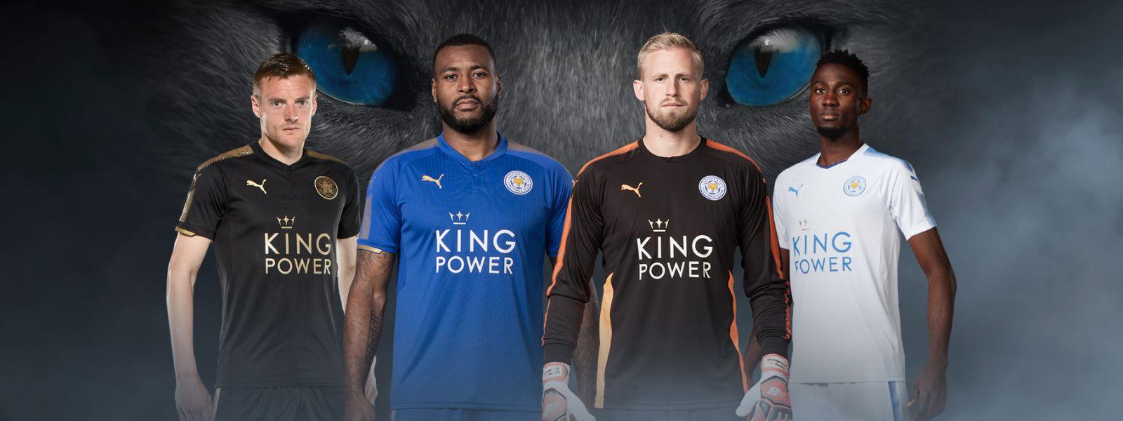 Comprar Camisetas Del Leicester City 2017 2018