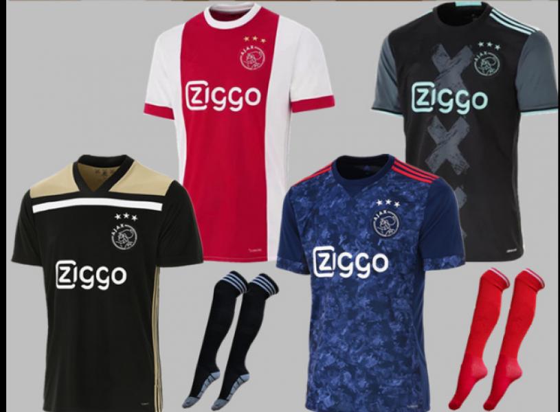 código promocional 6dc6b 84a95 Camiseta Ajax 2018-2019