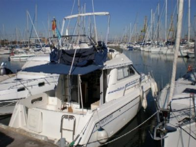 BARCO RODMAN 900 FLY 2.003 664 HORAS 80.000€