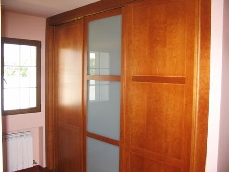 Fabrica de frentes e interiores de armario y puertas de paso for Fabrica de puertas de interior