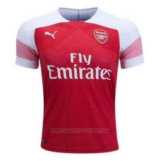 1ª Camiseta Arsenal 2018-2019