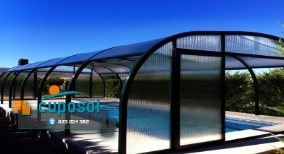 Cubiertas para piscinas f brica de cubiertas para piscinas for Fabrica de piscinas
