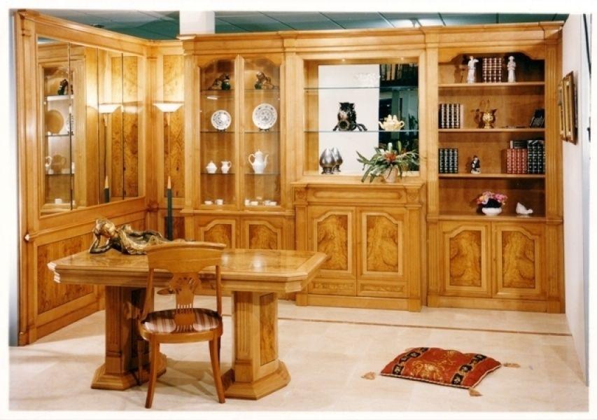 Fabrica de salones clasicos for Salones clasicos actualizados