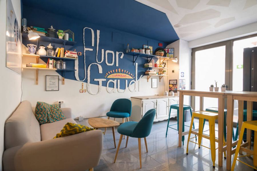 El hostel, la alternativa al hotel en Barcelona