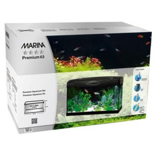 Acuario marina premium 63 litros for Aquarium valencia precio
